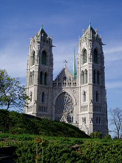 [Cathedral Basilica of the Sacred Heart]
